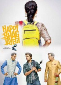 Happy Bhag Jayegi (2016) Songs Lyrics