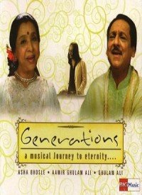 Generations: A Musical Journey To Eternity (2008) Songs Lyrics