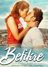 Befikre (2016) Songs Lyrics