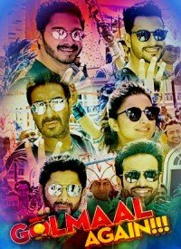 Golmaal Again (2017) Songs Lyrics