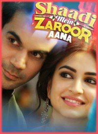 Shaadi Mein Zaroor Aana (2017) Songs Lyrics