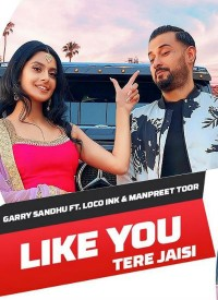 Like U: Tere Jaisi (2019) Songs Lyrics